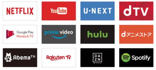 AmazonのFire TVのテレビ