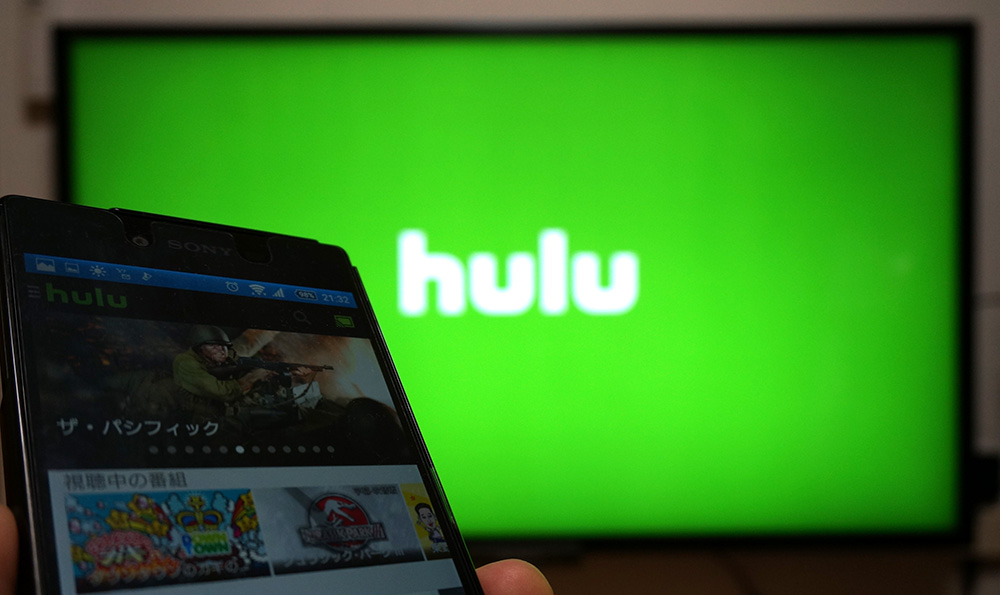 Hulu無料トライアル